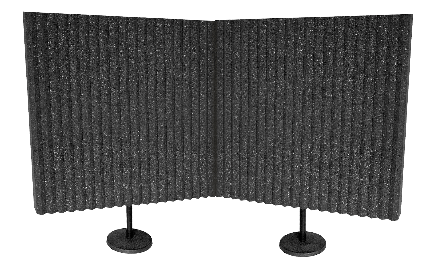 Auralex DeskMAX panels are an inexpensive way to soundproof your recording area.
