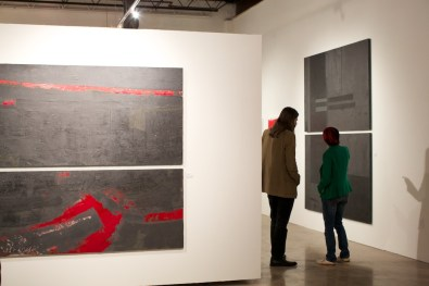 large-black-contemporary-paintings-gallery