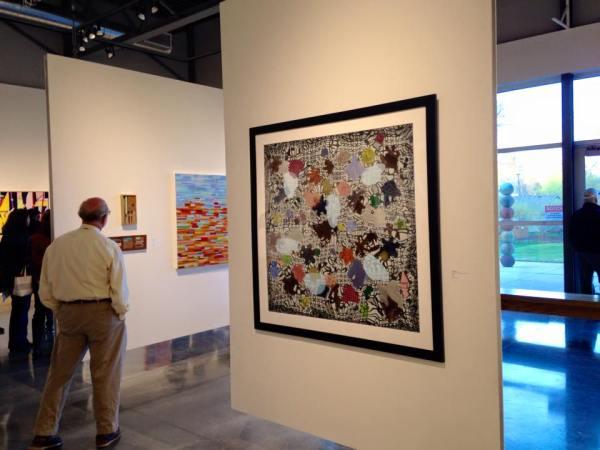 Polly Norman Art Artist Abstract