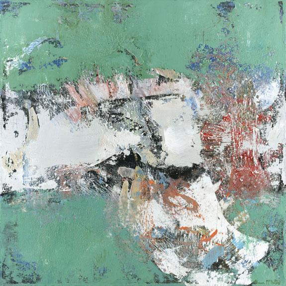 elephant abstract art canvas
