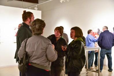 Party Minnesota Art Basel Exhibition People