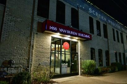 Van Buren Building Minneapolis Minnesota