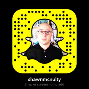 Shawn Mcnulty Snapchat Artist
