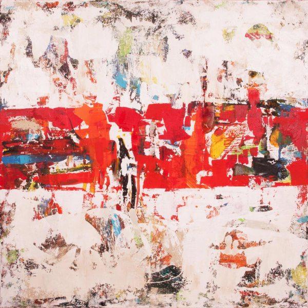 Bled White Elliott Smith Artwork Abstract