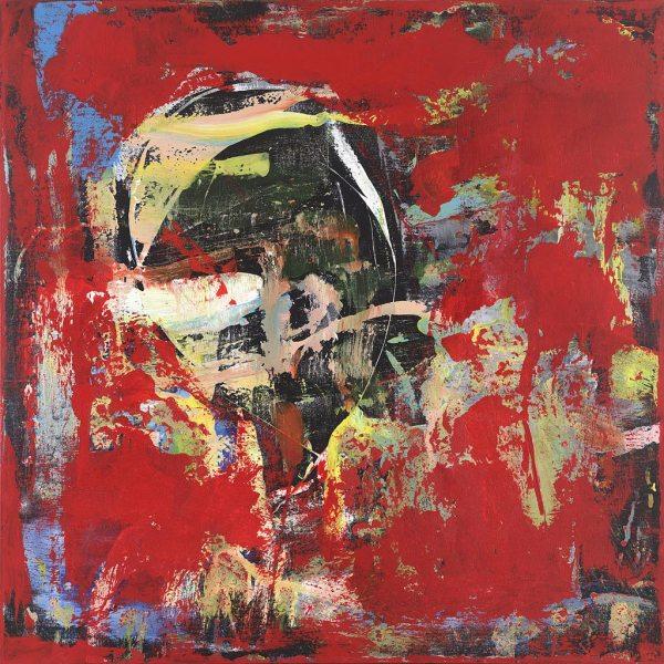 Carnival Natalie Merchant Red Artwork