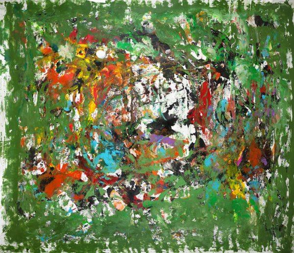 Escapade Janet Jackson Song Green Painting