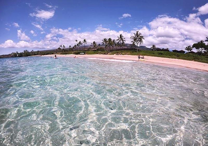 Maluaka Beach Maui