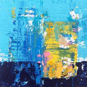 Marshall Tucker Band Abstract Artwork