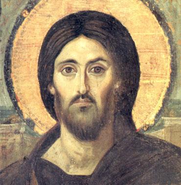 Icon of Christ at Sinai