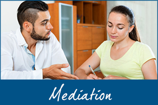 If you are someone who wants to avoid the court system then mediation might be just for you.