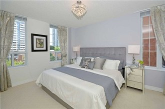35 MERTON STREET - SUITE #606 - MASTER BEDROOM
