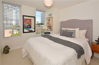 35 MERTON STREET - SUITE #606 - SECOND BEDROOM