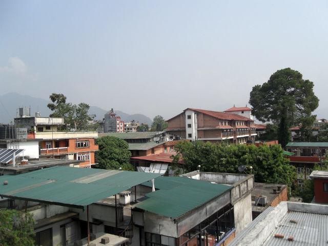 First Hotel in Kathmandu