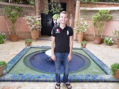 Majorelle Gardens in Morocco