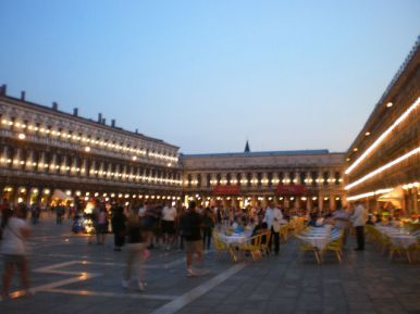 Cruises from Venice - San Marco Square