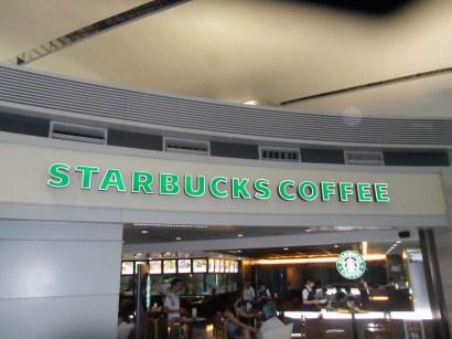 Chinese Starbucks