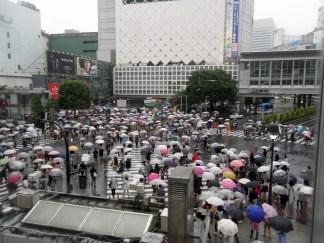 Shibuya Shuffle, Tokyo, Japan