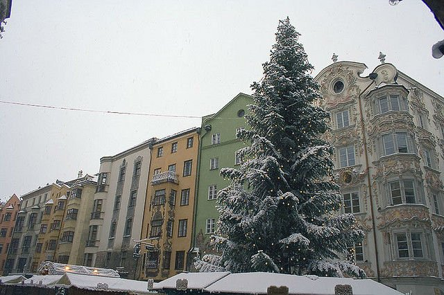 Best Snowy Winter Escapes for the Holidays - Innsbruck