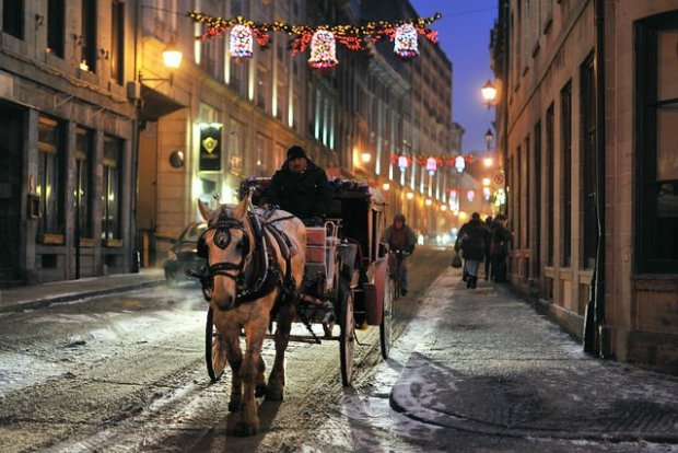 Best Snowy Winter Escapes for the Holidays - Montreal