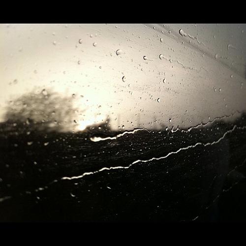 Rainy Day Travel