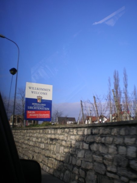 Welcome to Liechtenstein