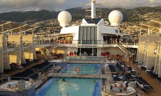 Celebrity Solstice cruise
