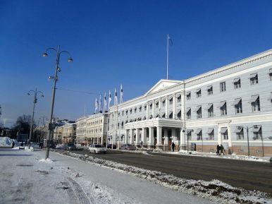 Gay Helsinki - Helsinki City Hall