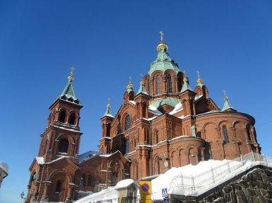 Gay Helsinki - Uspenski Church