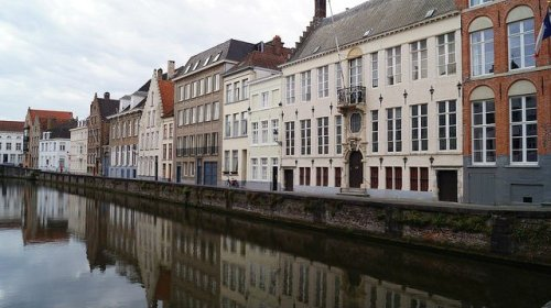 Bruges Belgium - Flemish Architecture
