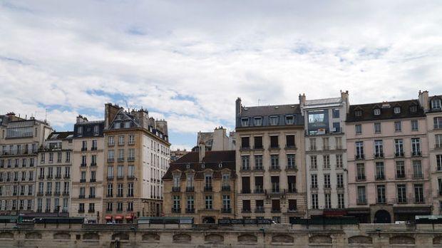 Paris France - By the River Seine