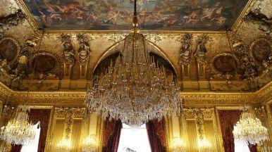 Paris France - Grand Chandelier