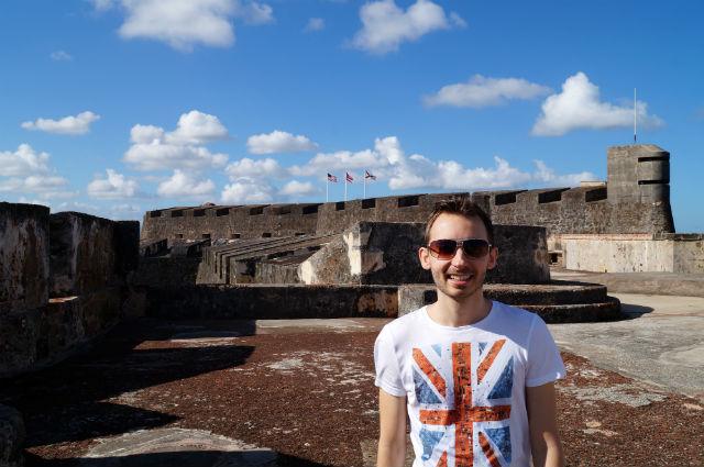 Discovering San Juan Puerto Rico - San Cristobal