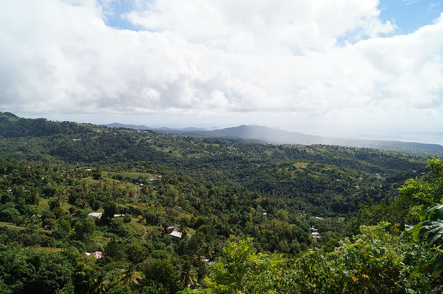 Exploring the Island of St. Lucia - Tet Paul Nature Trail