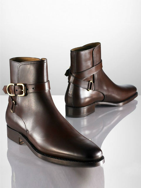 Stylish Mens Boots for Traveling - 2015 - Macon Calf Boot