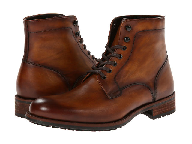 Stylish Mens Boots for Traveling - 2015 - Marcelo Cognac