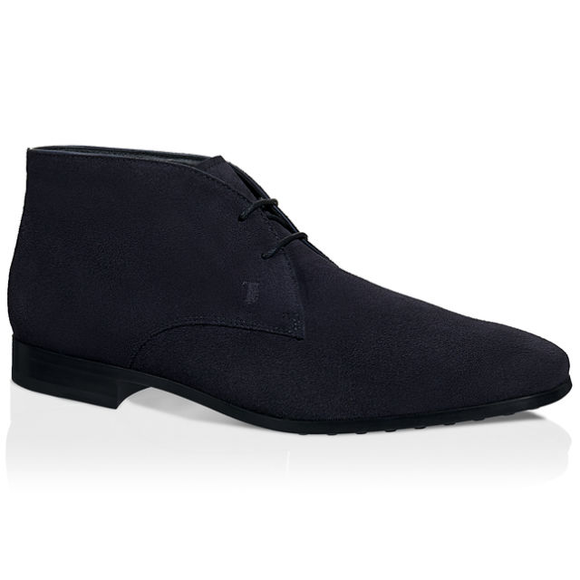 Stylish Mens Boots for Traveling 2015 - Suede Ankle Boot