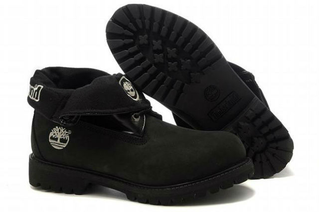 Stylish Mens Boots for Traveling 2015 - Timberland Mens Icon Basic Roll-Top Boots