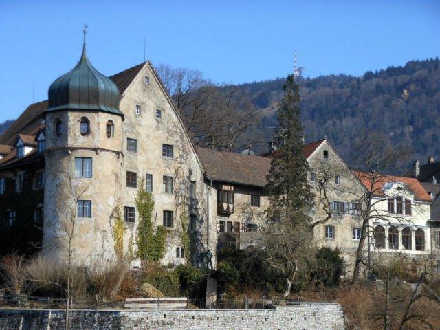 A Daytrip to Bregenz Austria - Oberstadt Bregenz