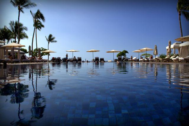 Best Retreat Destinations - 2015 - Four Seasons Big Island Hawaii