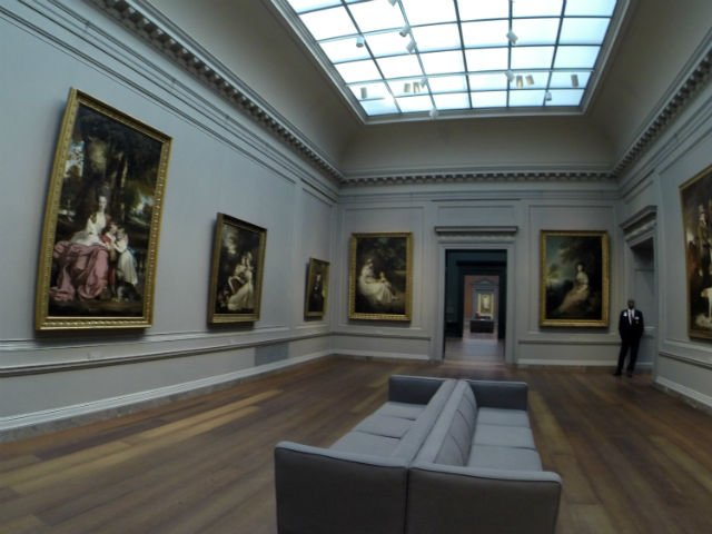 Highlights of Washington DC - Inside the National Gallery of Art