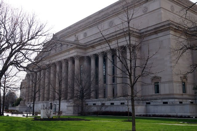 Highlights of Washington DC - National Archives DC