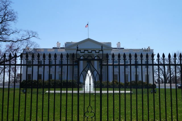 Highlights of Washington DC - White house