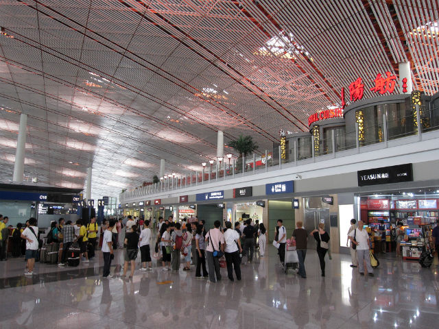 Best Airports for a Layover - Beijing Capital International Airport