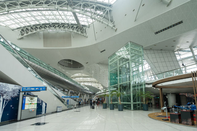 Best Airports for a Layover - Seoul Incheon