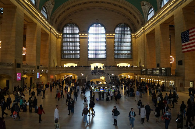 My Weekend in New York City - Grand Central Station