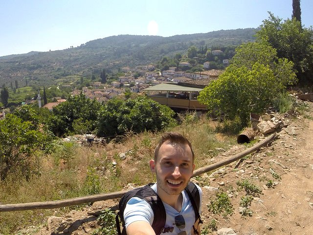 My Day at Ephesus and Kusadasi Turkey - Panorama of Sirince Village