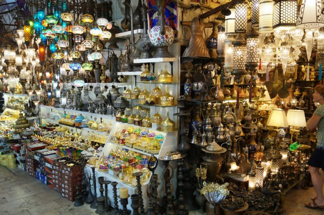 My Tips for Istanbul Turkey - Grand Bazaar