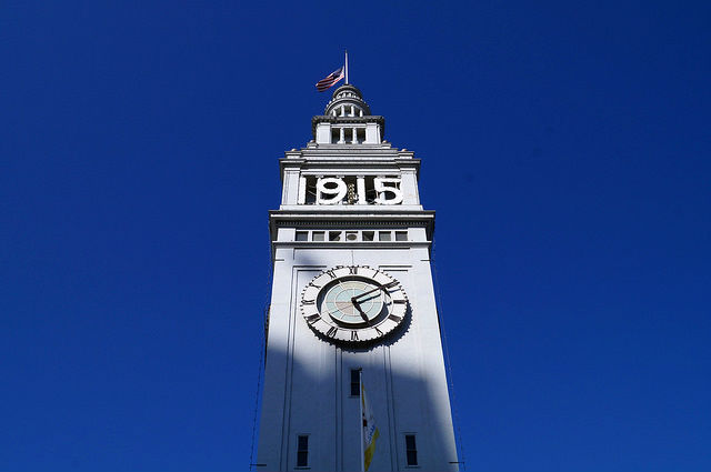 My First Time in San Francisco - Ferry Building Marketplace