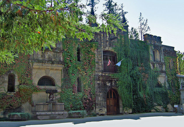 Napa Valley - Chateau Montelena