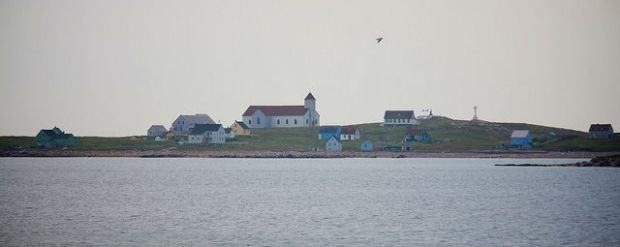 The Oddity of Saint-Pierre and Miquelon - Foggy day on seluded islands l'ile aux Marins